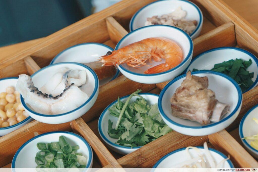Mademoiselle Tang Noodle Ingredients 12 Set-min