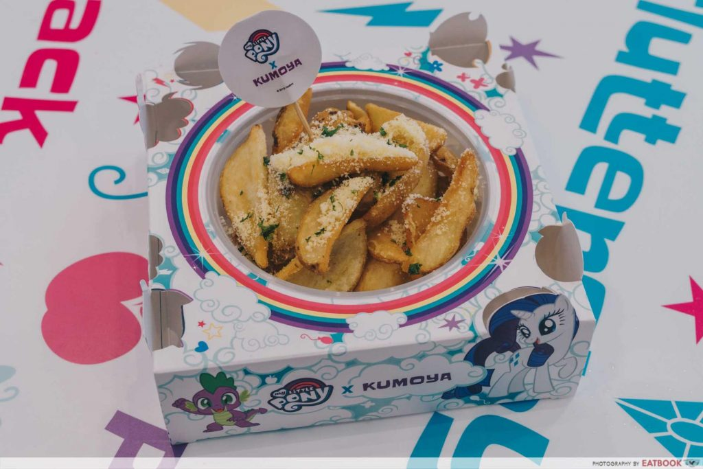 My Little Pony Cafe Truffle Fries