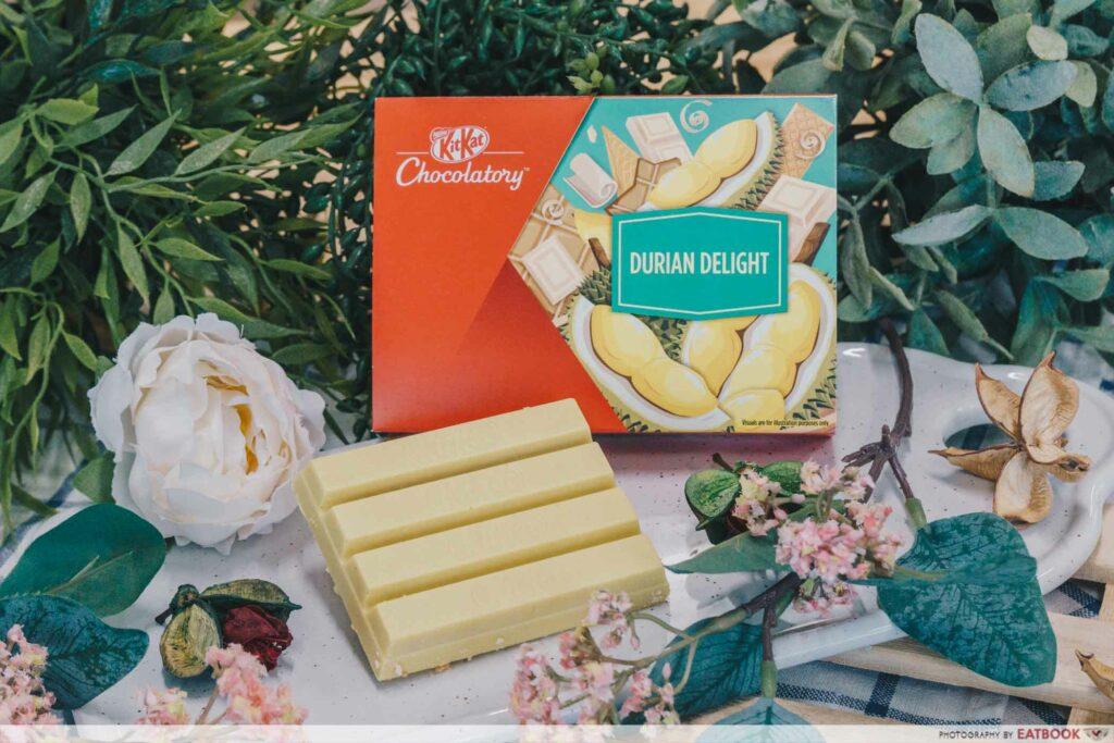 Nasi Lemak Kit Kat Durian