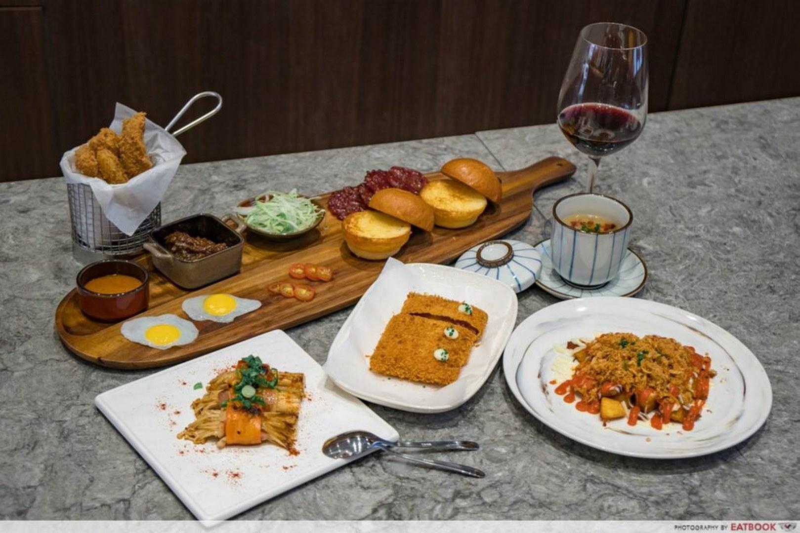New Restaurants October Bee Cheng Hiang Grillery