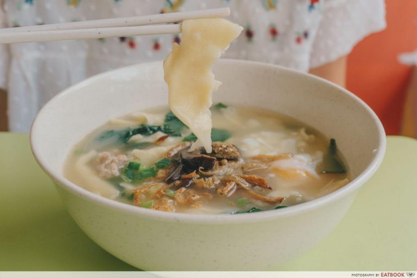 New Restaurants October Boon Noodles Mee Hoon Kueh