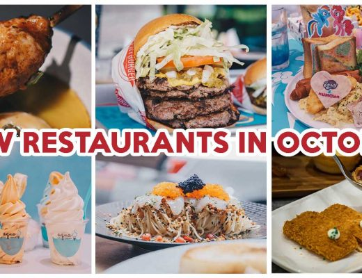 New Restaurants October Cover Image