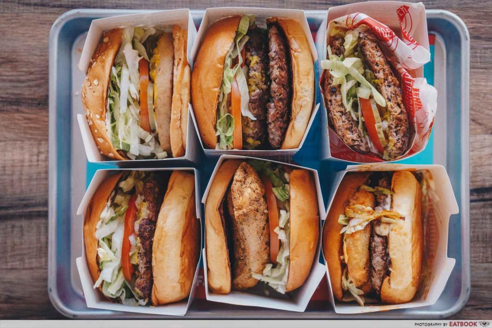 New Restaurants October Fat Burger