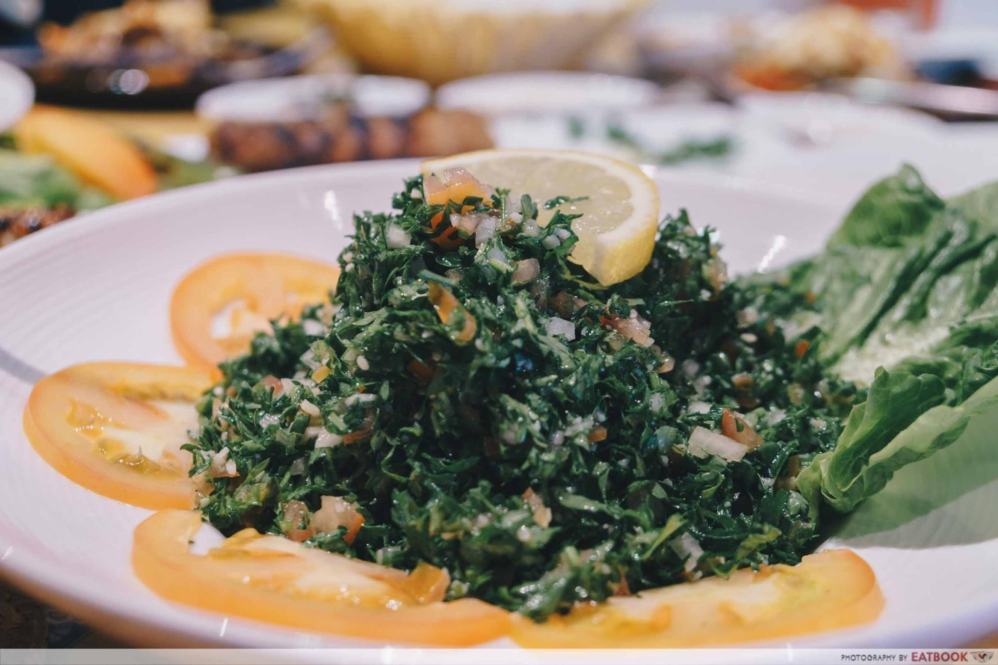 Pita Tree Tabbouleh Salad