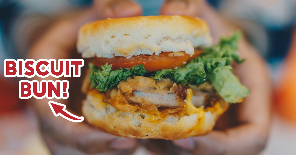 Popeyes Biscuit Burger Cover Image