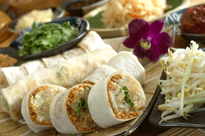 Popiah Food Places - Fortune Food