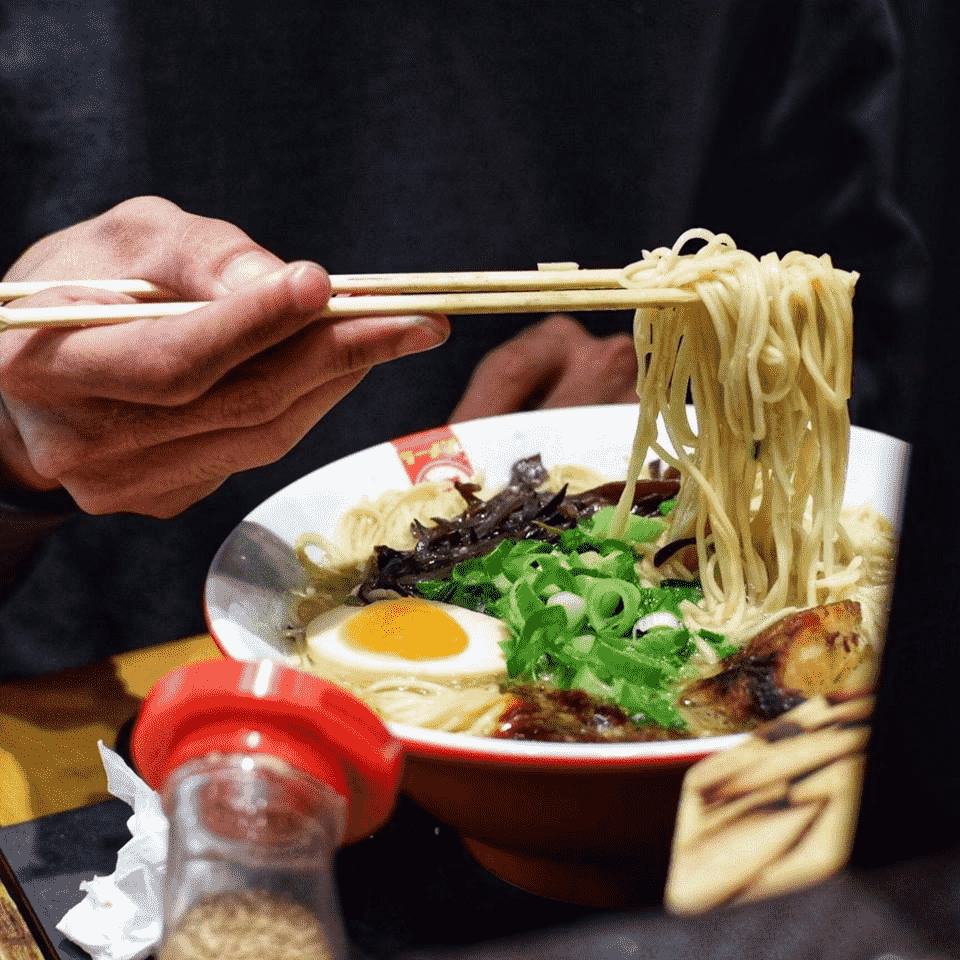 Promenade Food Places - Ramen Nagi