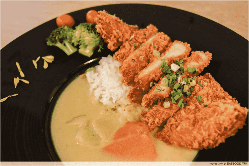 Promenade Food Places - Tengawa Hokkaido White Curry