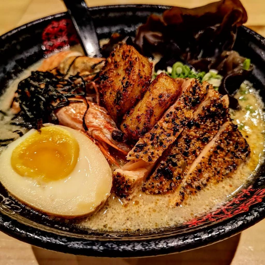 Stadium Food Places - Aji-ichi