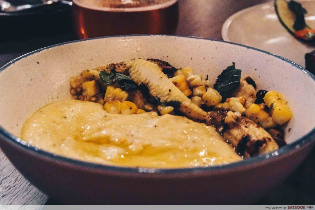 The Guild Charred Sweet Corn