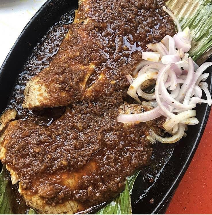 BBQ Stingray BBQ Seafood