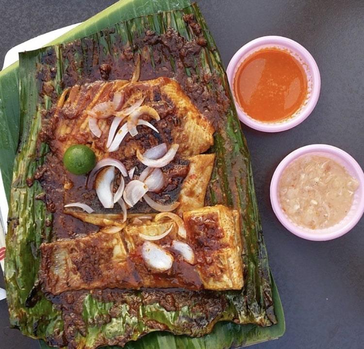 BBQ Stingray Hai Wei Yuan BBQ