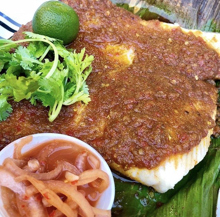 BBQ Stingray Xin Fu Ji Seafood