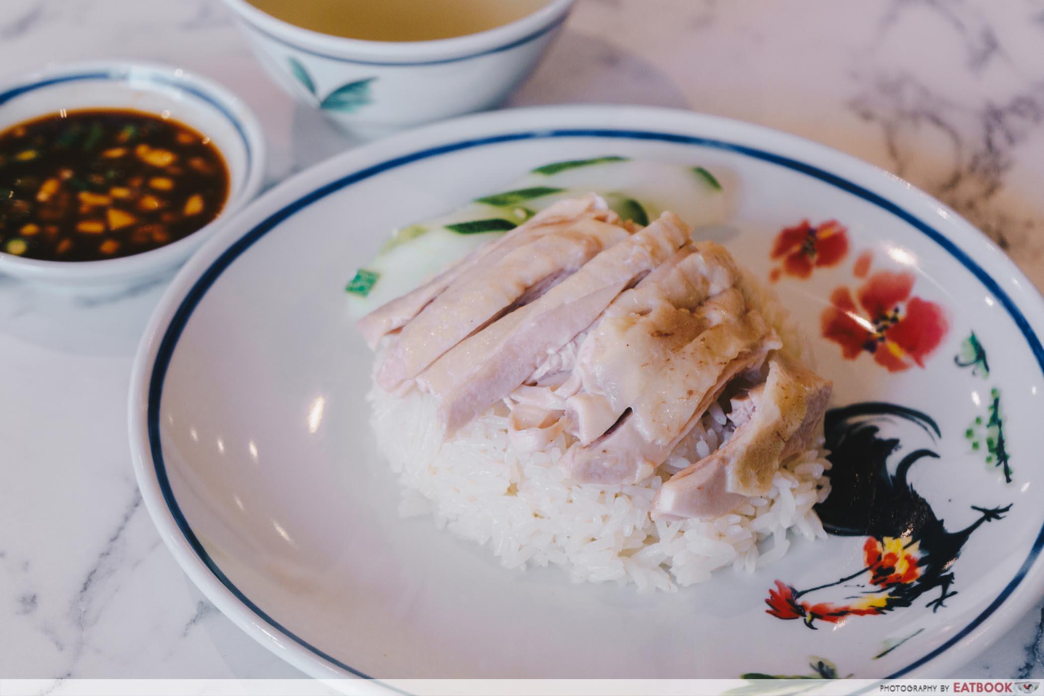 Bangkok Chicken Rice - Single Portion Chicken