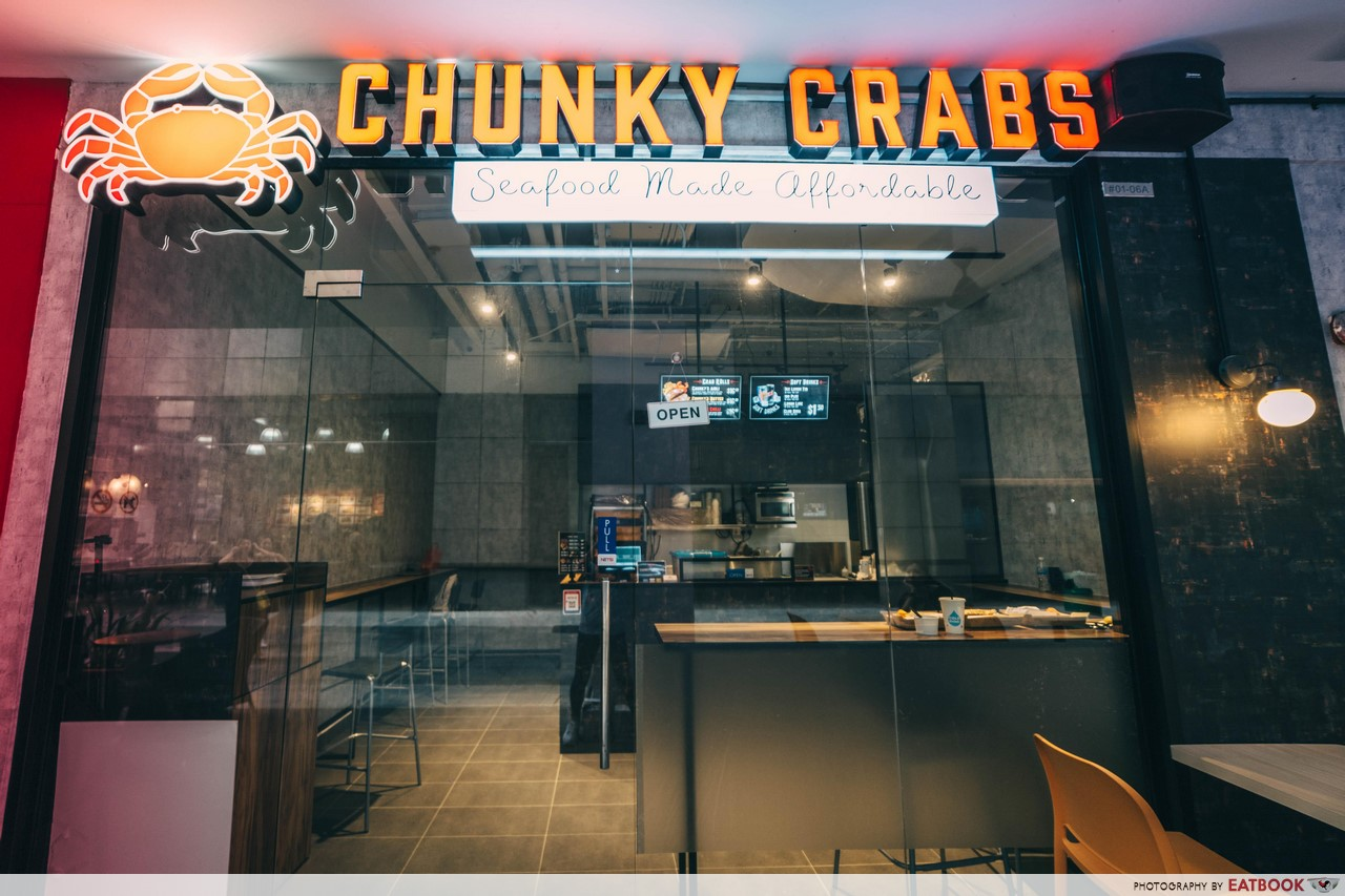 Chunky Crabs - Ambience