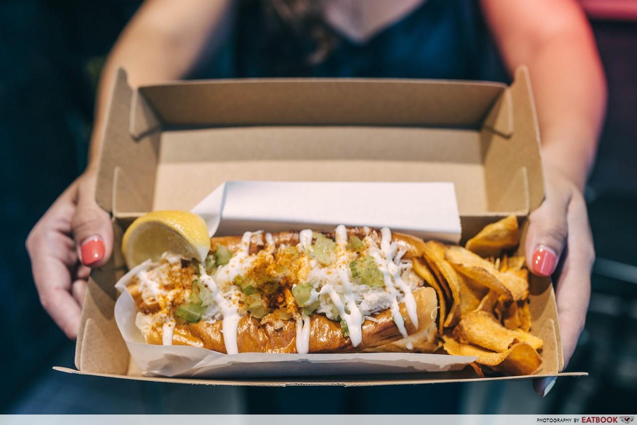 Chunky Crabs - Chunky's Aioli