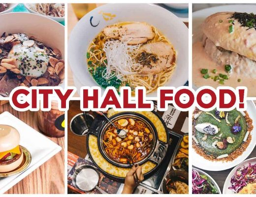 City hall food fti mg