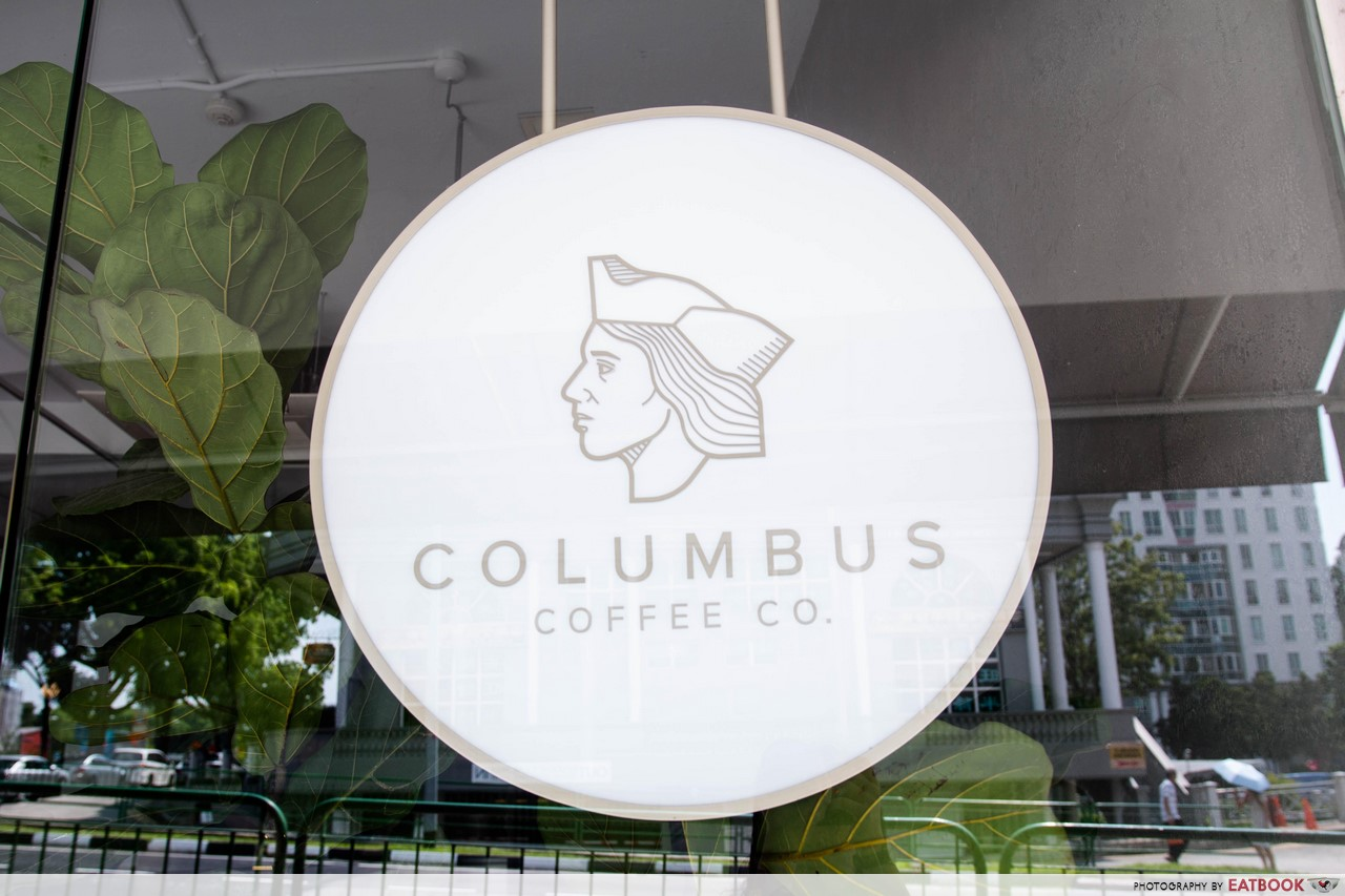 Columbus Coffee Co. - Storefront
