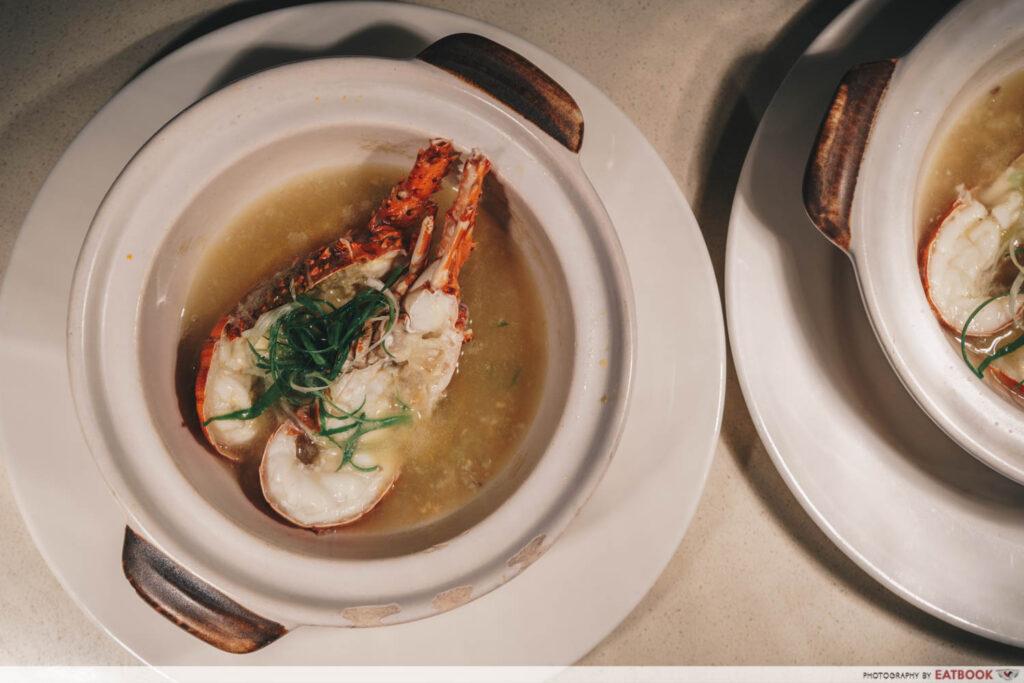 Crab buffet - lobster