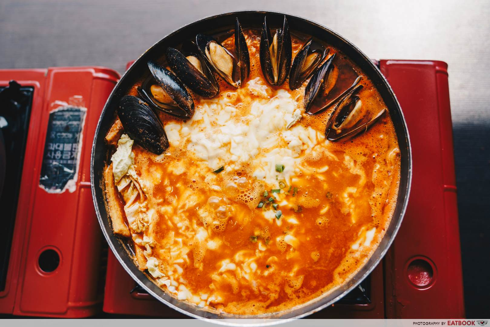 Downtown East Family Mukshidonna Mussels Cheese