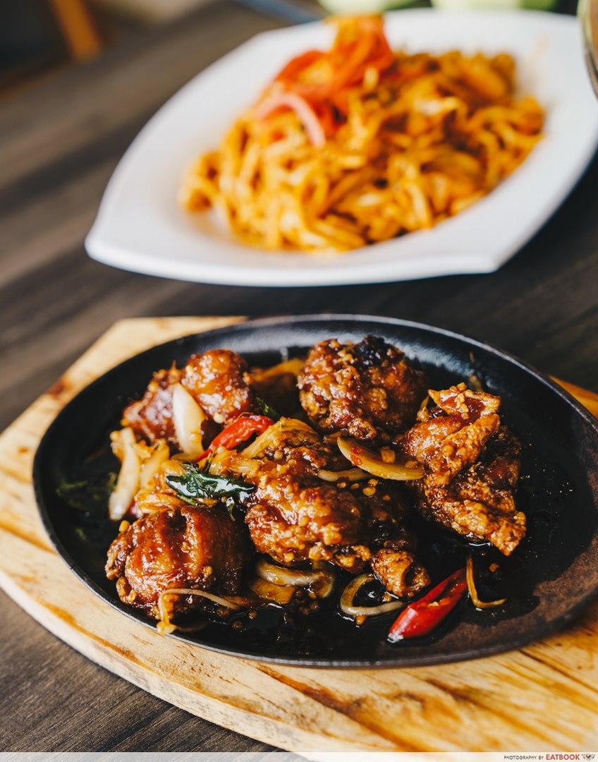 Downtown East Family Restaurants Segar 2