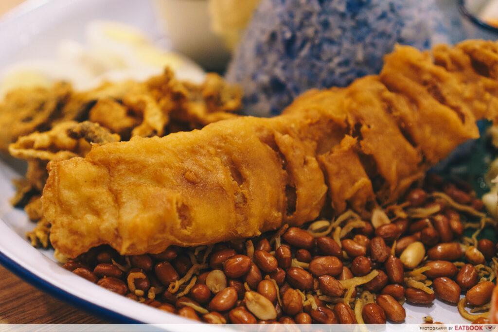 Fried Fish - Nasi Lemak XXL