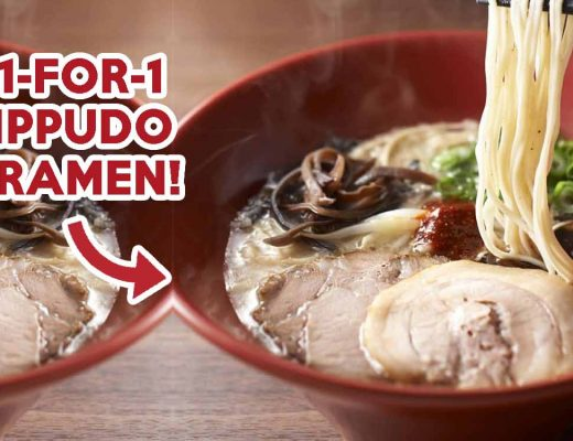 IPPUDO RAMEN 1-FOR-1