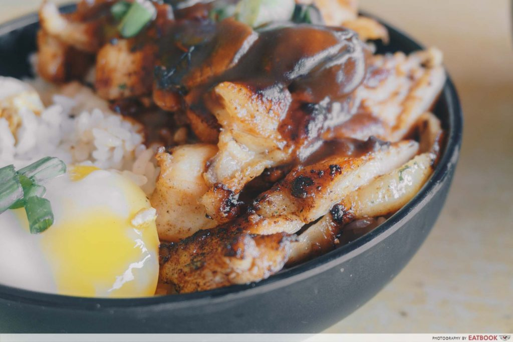 Indulge - chicken chop