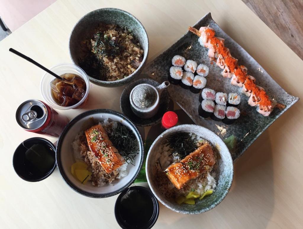 Kent Ridge Food Places - Tokyo Joe