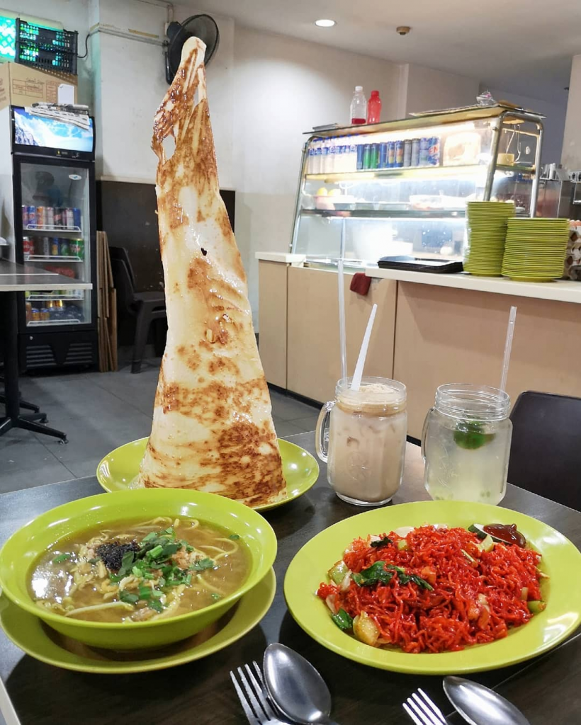 Kent Ridge Food Places - Niqqi's