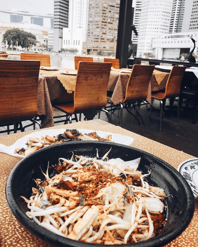 La Mian Food Places - Jin De Lai Zhong Hua La Mian