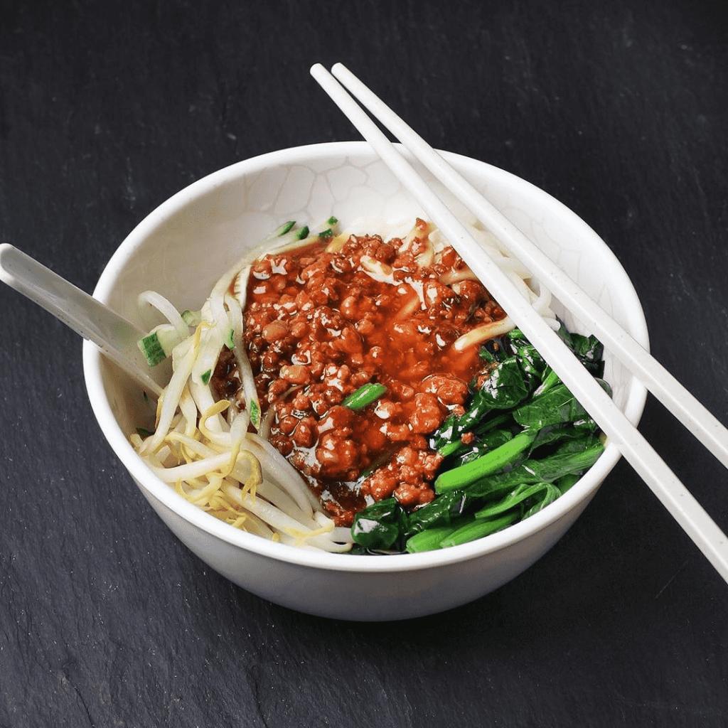 La Mian Food Places - Jing Hua Restaurant