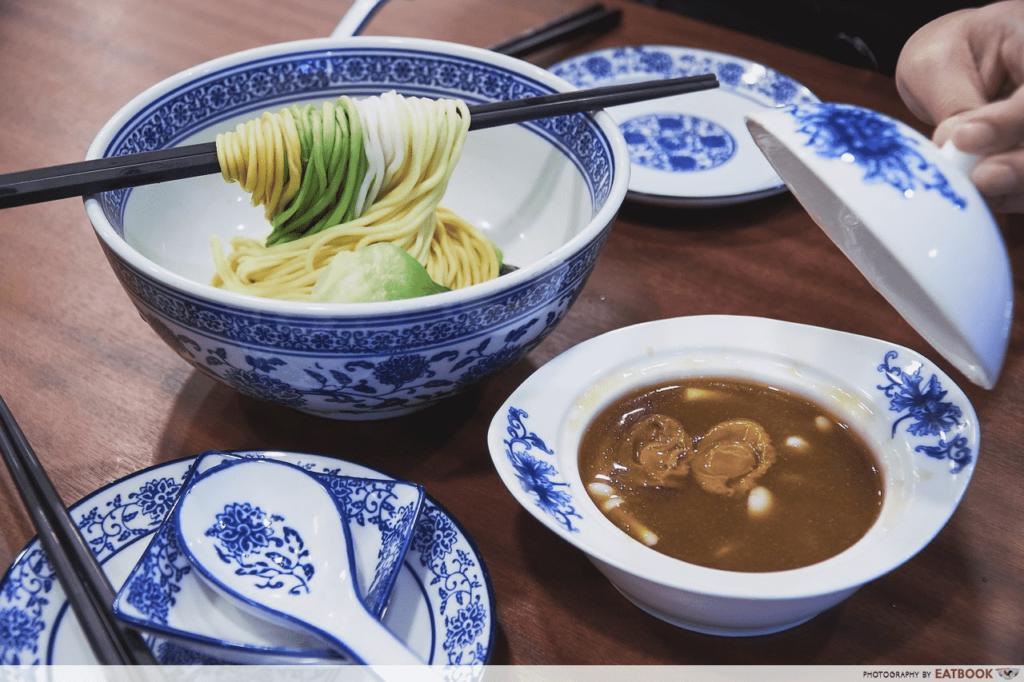 La Mian Food Places - Master Wang