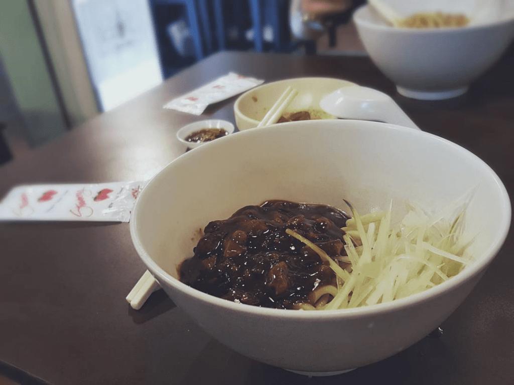 La Mian Food Places - Noodle Man