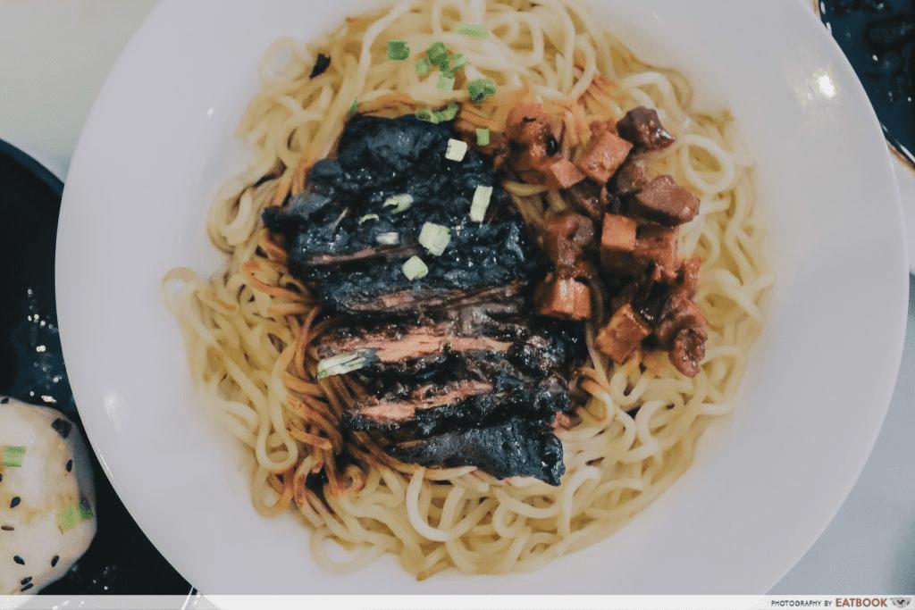 La Mian Food Places - Shanghai Renjia