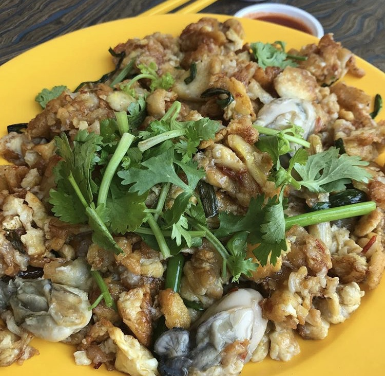 Oyster Omelette Geylang Lorong 29