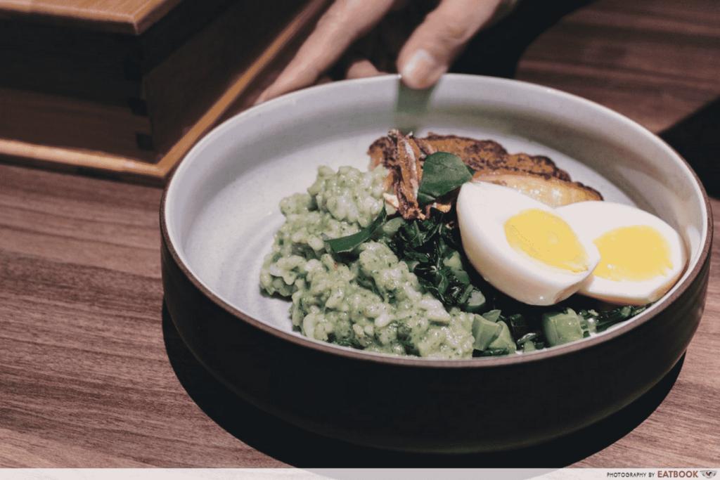 Raffles Place Food Places - Restaurant Ibid