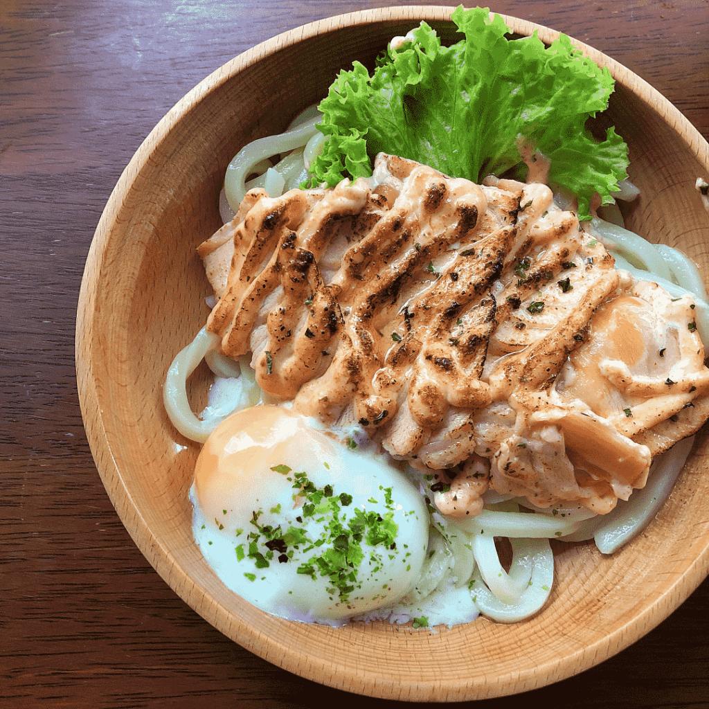 Raffles Place Food Places - Salmon Samurai