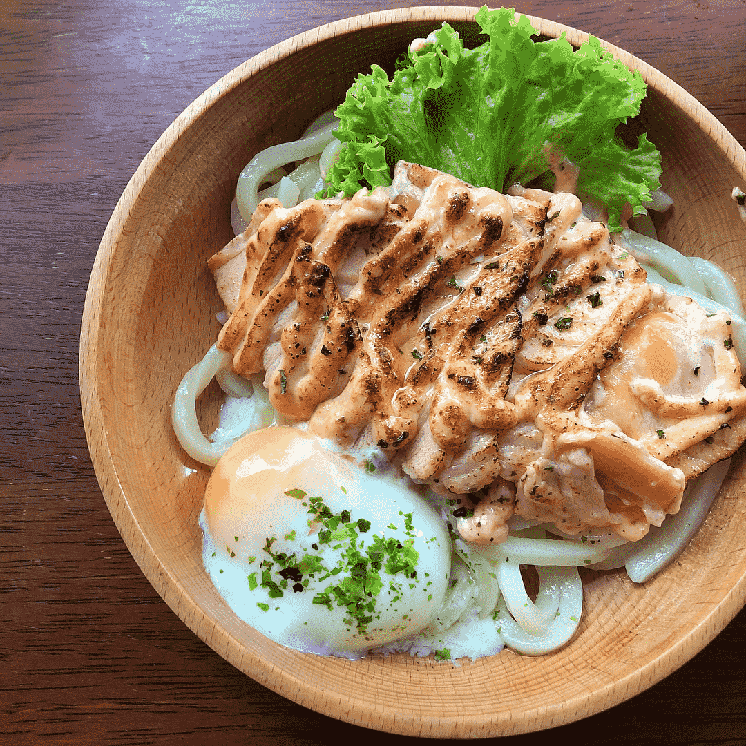 Raffles Place Food Places - Salmon Samurai