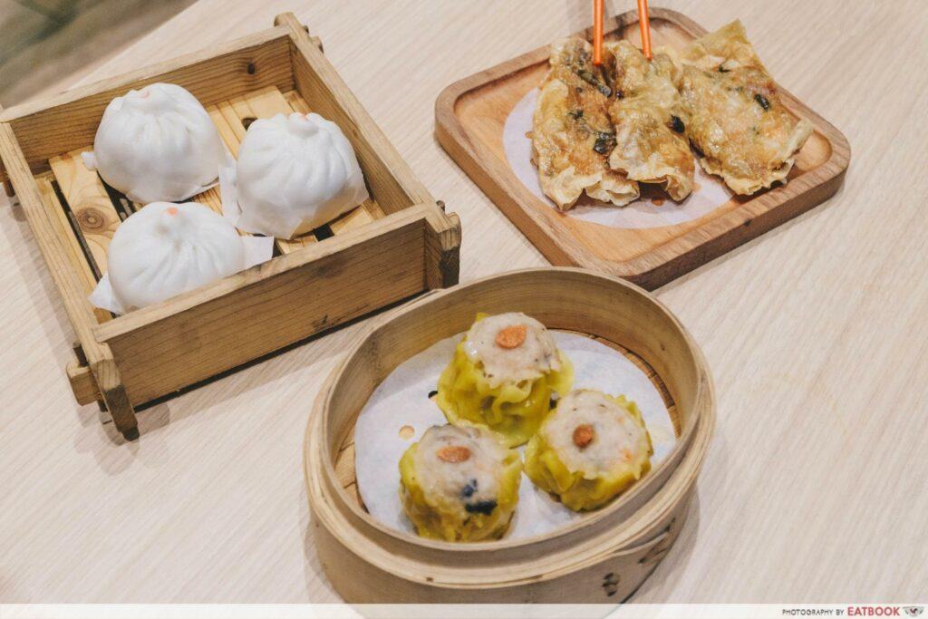 Sheng Kee Dessert dim sum