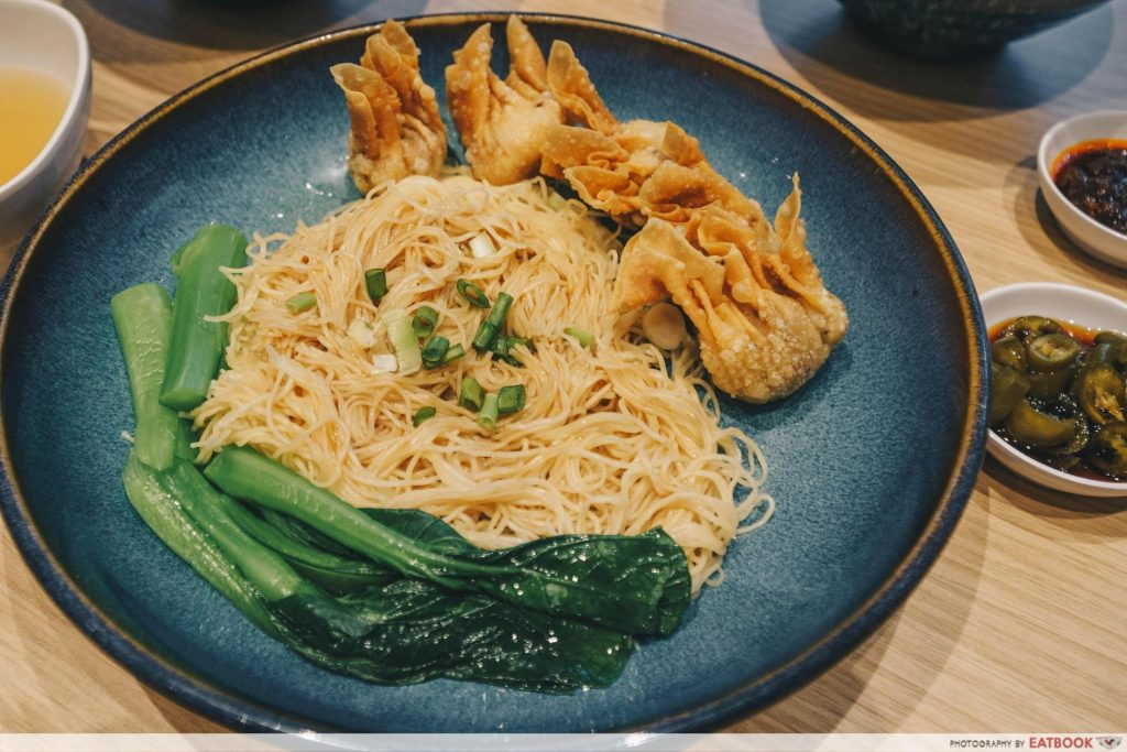 Sheng Kee Dessert dry noodles