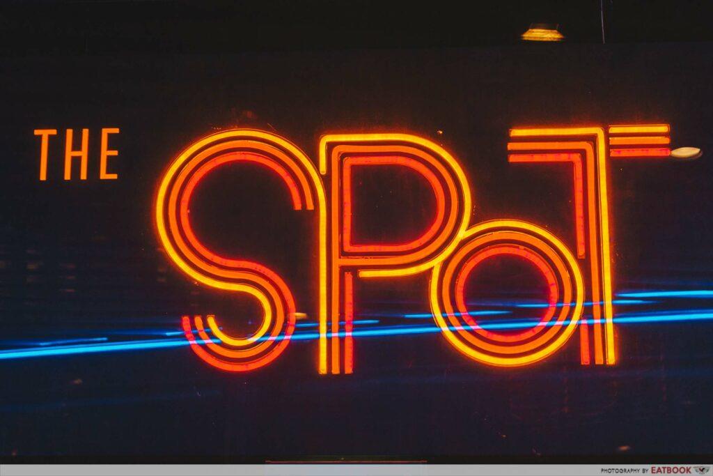 The Spot - Logo