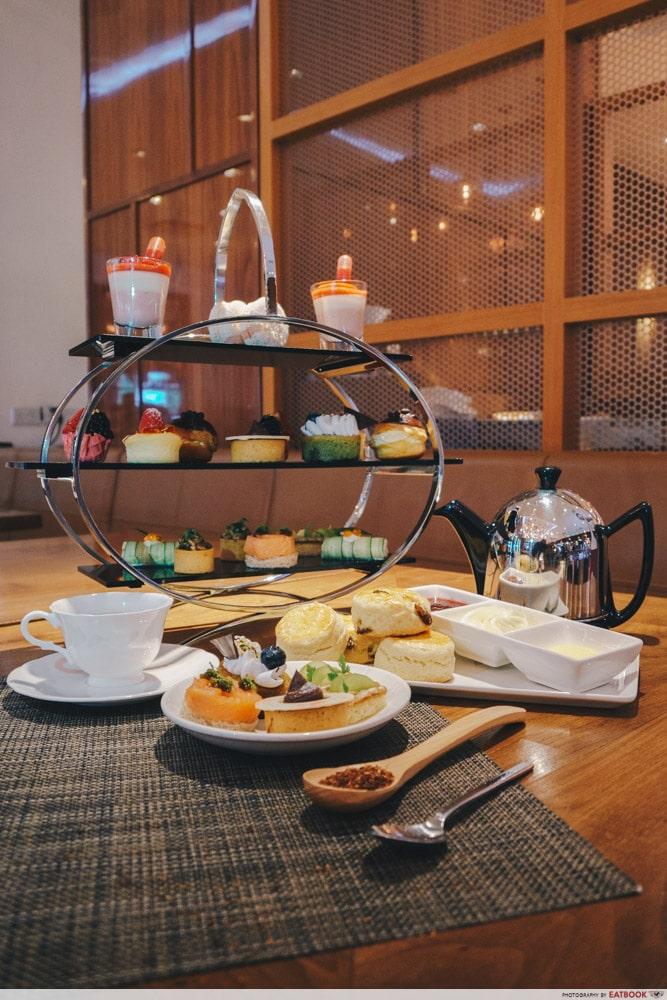 hotels with high tea Tea Room Amara-min