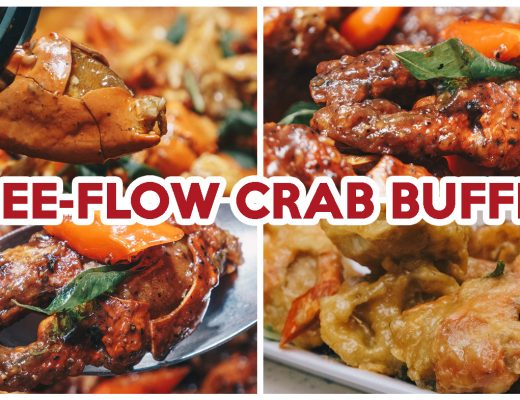 parkroyal crab buffet