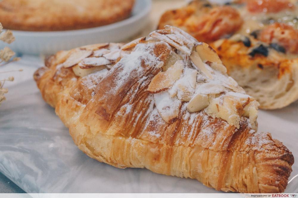 Bakery Brera - Almond Croissant