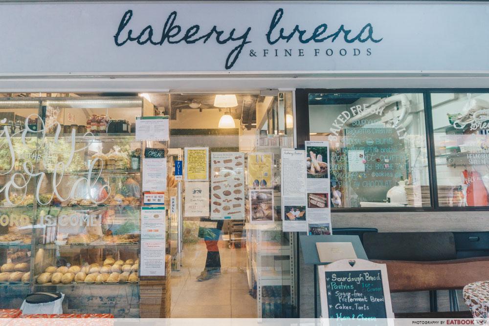 Bakery Brera - Storefront