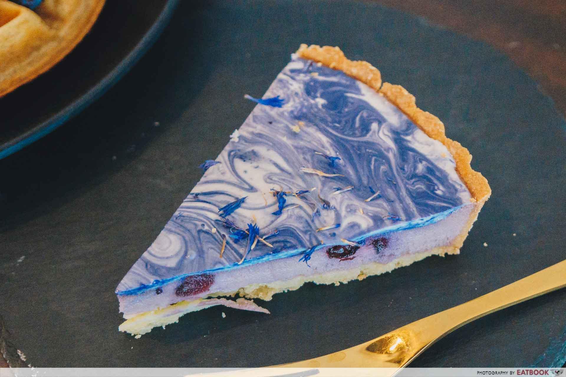 C Plus - Wild Berry Lavender Pie