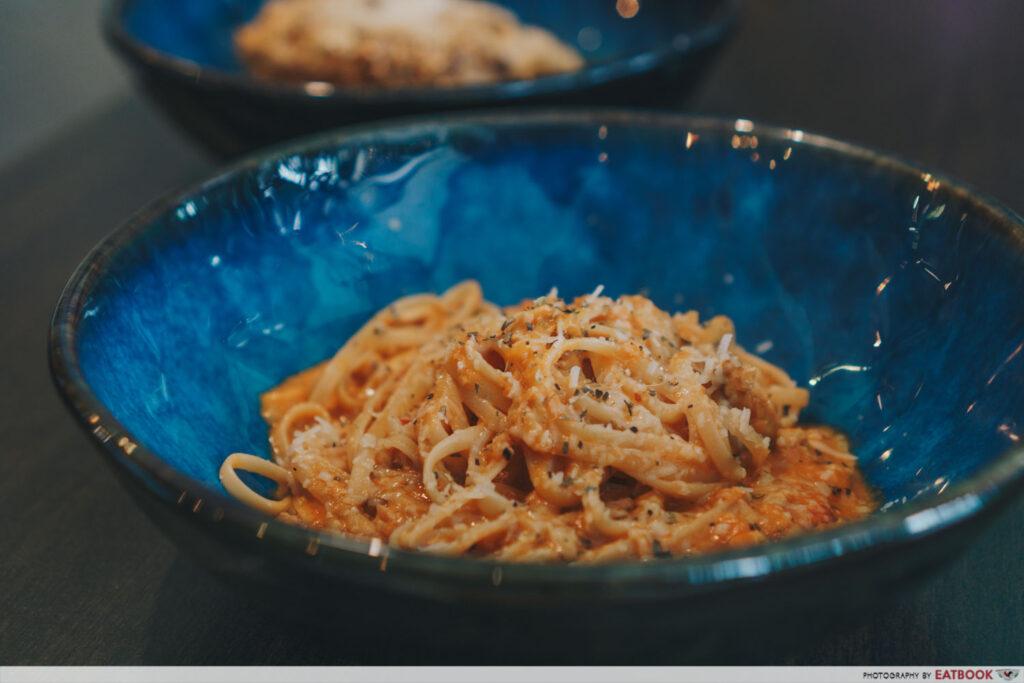 Casa Manini Crab Linguine