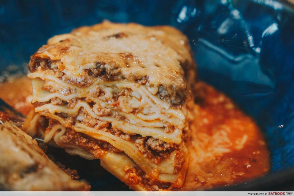 Casa Manini Lasagna