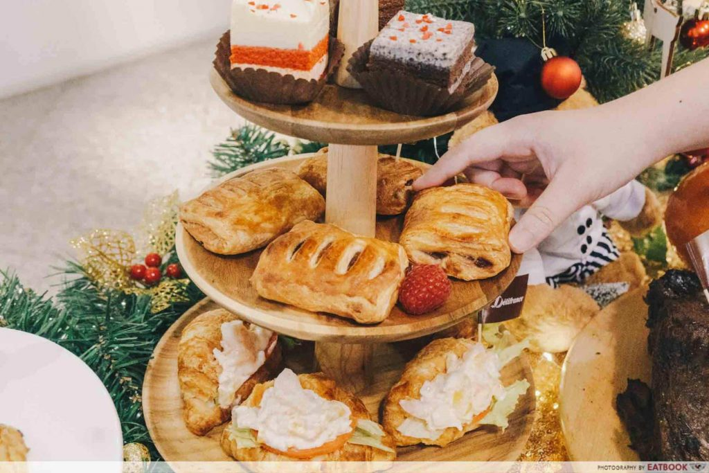 Christmas buffets 2018 - Delifrance